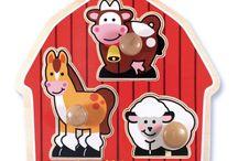 Melissa & Doug / Guarda tutti i nuovi prodotti di Melissa & Doug: http://www.applepiebaby.it/cart.php?m=product_vendor_list&v=41 / by Apple Pie