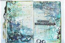 Art journal & Mixed media