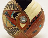 Decorative Gourds / by Leslie Keeslar