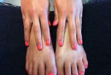 Pedicure & Manicure / Pedicures and Manicures