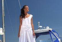 Svetlana Bekareva «КРУИЗНОЕ PRET-A-PORTE» / #лето #море #пляж #круиз #одежда #платье #сарафан #отпуск #dress #sarafan #SvetlanaBekareva