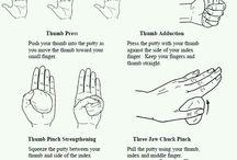 Parmak kaslarını güçlendirme