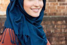 Mode foulard