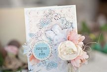Scrapbook, papers and ideas