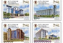 Macau Macao 2014 / Stamps from Macau Macao Post. Stamp Issue. What's new in Macau Stamps. 2014,