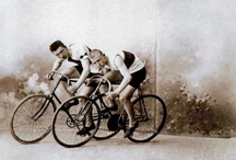 old cycling photos