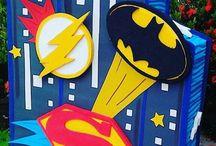 Supereroi party