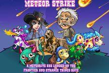 Meteor Strike / Meteor Strike Pioneer Trail
