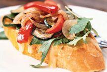 Vegetarna - menu items
