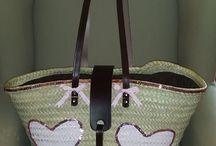 Capazos y bolsos de mano Primavera-Verano 2015 / Capazos y bolsos de manos de la colección de Primavera-Verano 2015