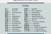 日本語を話しましよう。 Vamos hablar japonés. We are going to speak Japanese.