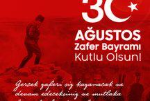 30 Ağustos Zafer Bayramı / 30 Ağustos Zafer Bayramı kutlu olsun! #30Ağustos #ZaferBayramı
