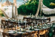 Tulum Wedding / Tulum Wedding inspiration and resources.