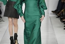 London Fashion Week Fall '14 / Find out the latest fashion updates at www.LaMode365.com