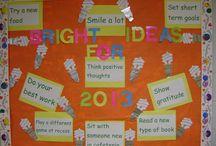 new year board