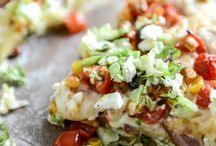 PIZZA PIZZA / favorite pizza recipes. / by Blogging Over Thyme | Laura Davidson