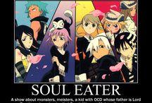 Soul eater / by Ingrid
