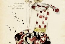 Illustrations / by Gira Desai