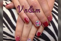 V nails and more