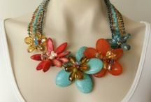 Bloem Sieraden / Mooie sieraden met bloem ontwerp