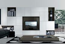 TV wall units | Unité TV murale