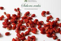 Fresas / Fresas de la Asociación de Productores de la Huerta de Aranjuez