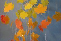 dekoráció ősz