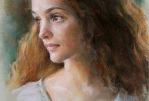 Portret,  portrait.....
