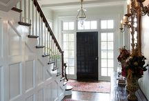 Interiors - Entry