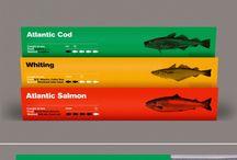 Упаковка рыба