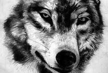 wolf designs