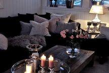 Lounge / Moroccan inspiration