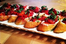 Bruschetta / by Nertila Koka