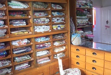 Inspirational Craft Rooms / by Donna Flower Vintage