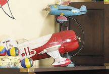 Into the Wild Blue Yonder with Model Planes