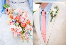 colored wedding