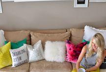 LivingRoom & Sala de estar / Estilos y Decoración en LivingRoom & Salas de estar.