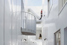 Into the Future (and other Architectural Designs) / by Saphace Asamoah