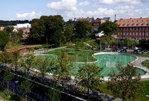 play ground-ish park design