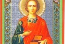Иконы святых / Здесь собраны фото икон святых Православной Церкви