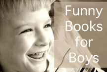 Books For My Boys / by Khadija
