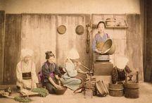 Original vintage Japan photos