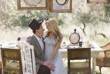 Wedding - ALICE in wonderland