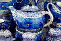 I collect Teapots / by Sandy Cowart