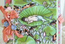Sheila Wolk Cards by Julie Gleeson