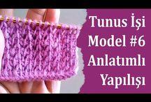 Tunus  işi  modelleri