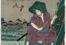 5 Ukiyo-e: Utagawa Kuniyoshi