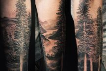 Tattoos / Body art inspiration