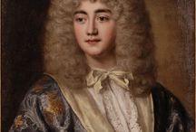 16th, 17th, 18th centuries (portraits)