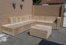 Мебель для террас и улицы